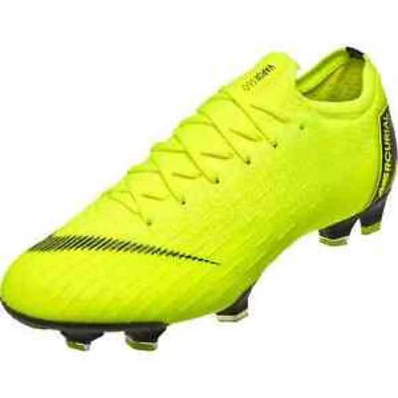 5aa808a4abd7 Nike Shoes | Mercurial Elite Neon Used | Poshmark